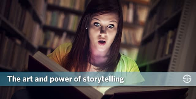 The art and power of storytelling