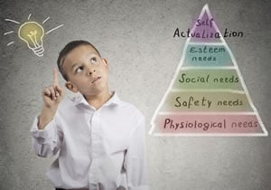We are also more than this - Maslow hierarchy of needs