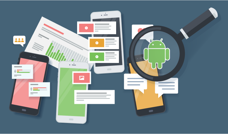 Android app testing specifics