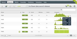 BigML Dataset