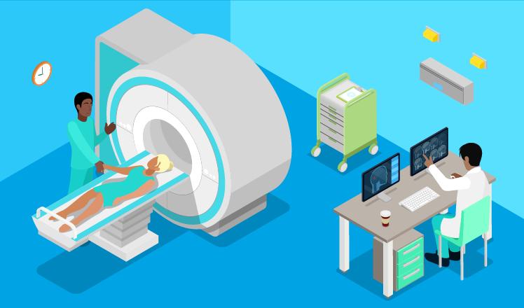 Automatic brain tumor localization