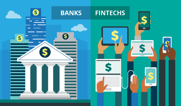 Cooperation between banks and fintechs