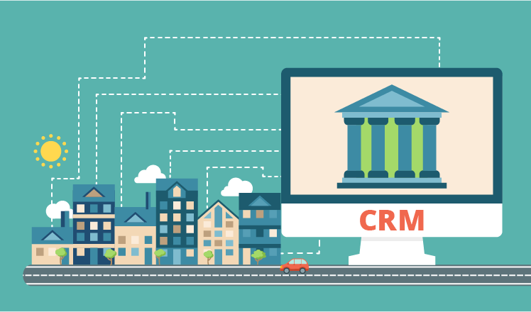 CRM for community banks