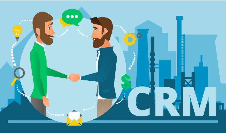 CRM in manufacturing