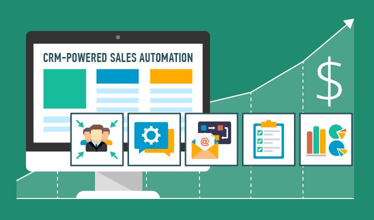crm sales automation