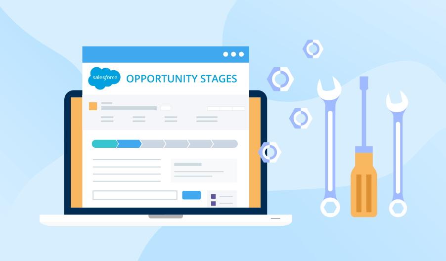 How to customize your Salesforce Opportunity Stages