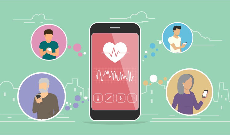 Top 3 general mHealth apps to keep heart failure patients away from ERs