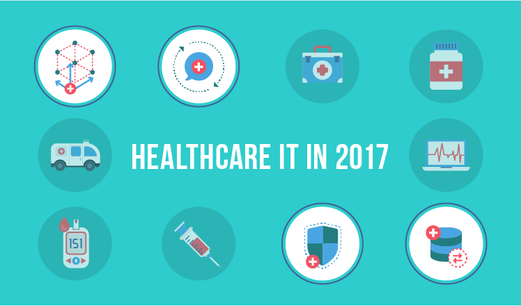 Hots and nots of healthcare IT for 2017