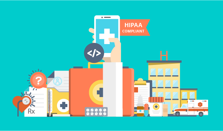 HIPAA compliance testing for hospital mobile apps