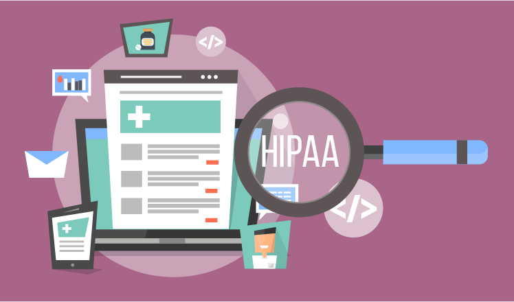 HIPAA compliance testing for web applications