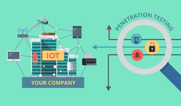 IoT penetration testing