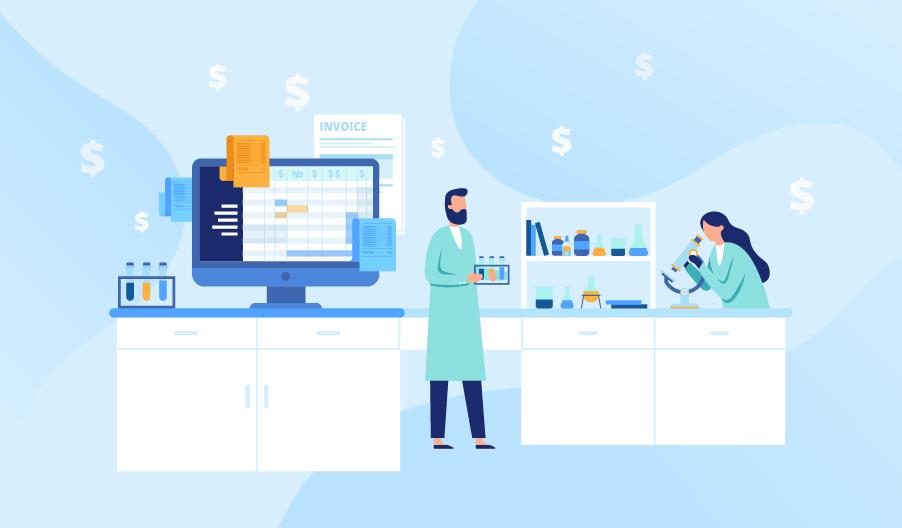 Medical Lab Billing Software