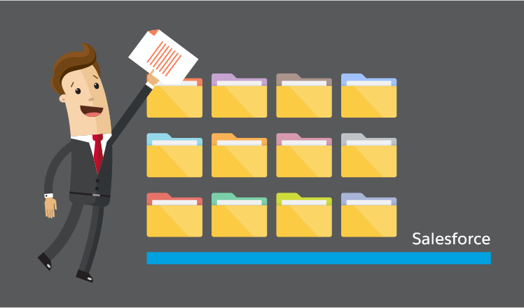 Salesforce Document Management