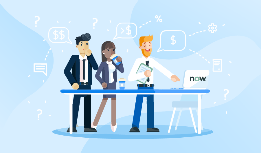 ServiceNow pricing