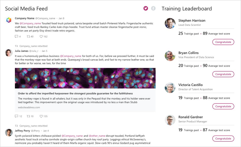 HR portal employee engagement