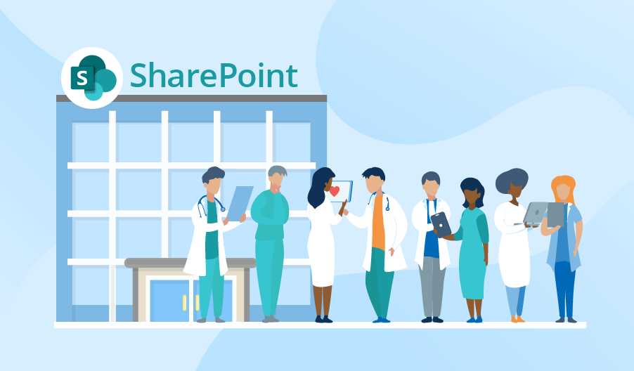 SharePoint and healthcare