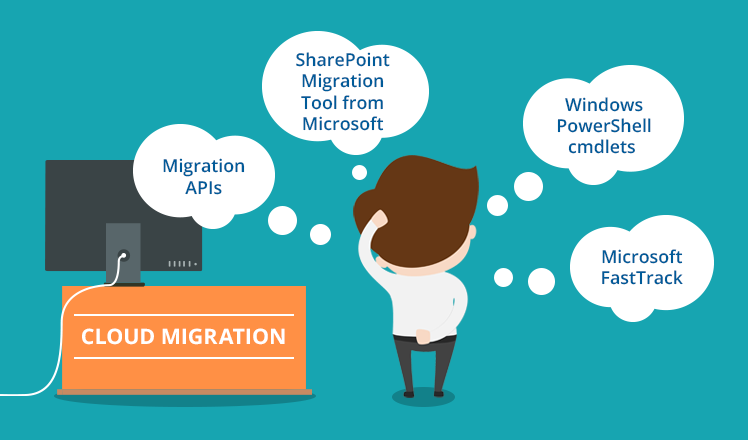 SharePoint cloud migration