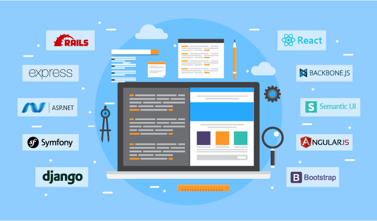 Web application framework