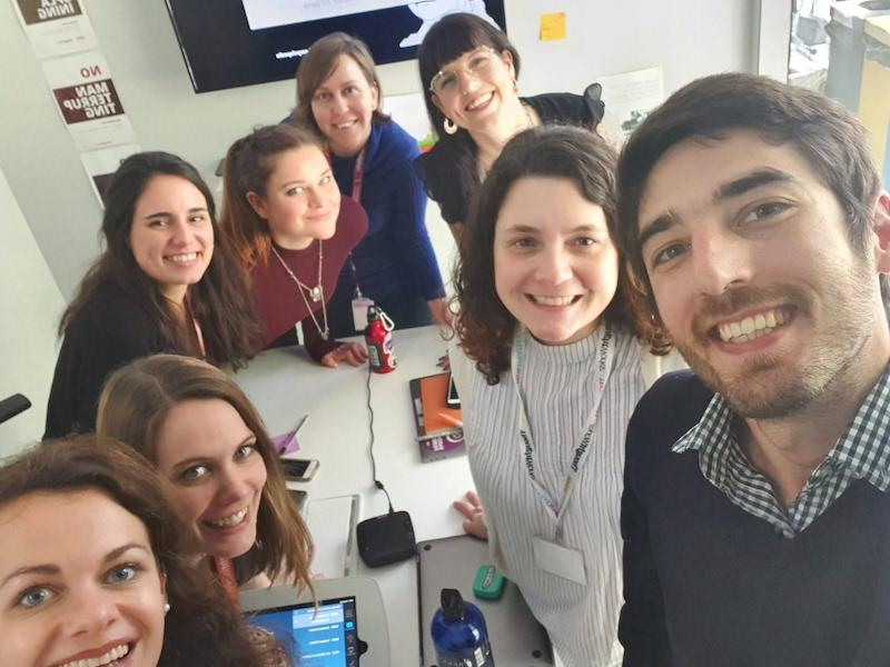 ThoughtWorks Spain recruitment team