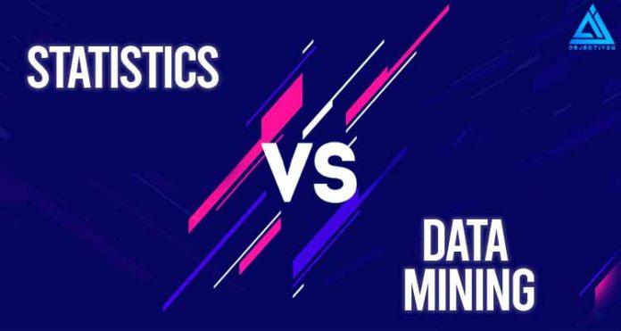 data mining vs statistics