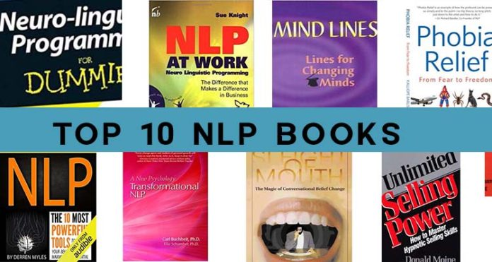 Top 10 NLP Books